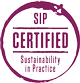 Sustainability in Practice aka SIP certification logo