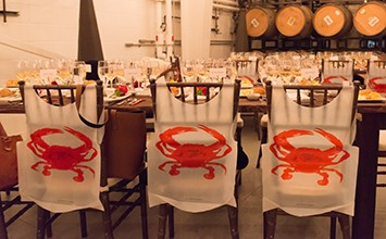 Annual Chardonnay & Crab Celebration