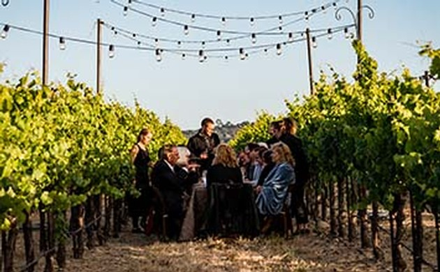 Winemaker Dinner, Under the Full Moon & Stars